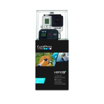 GoPro Actionkamera Hero3+ Black Edition Outdoor (EU Version) - 7