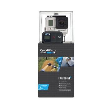 GoPro Actionkamera Hero3+ Black Edition Outdoor (EU Version) - 9