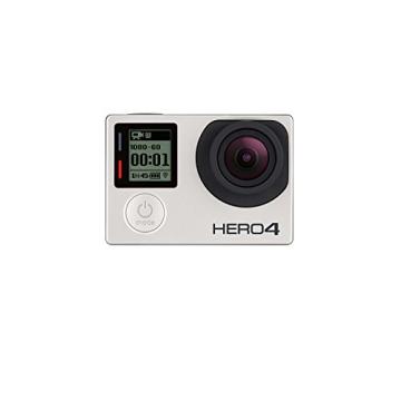 GoPro Actionkamera Hero4 (DE) Silver Adventure - 2
