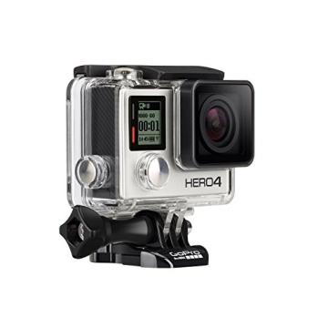GoPro Actionkamera Hero4 (DE) Silver Adventure - 3