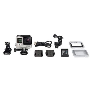 GoPro Actionkamera Hero4 (DE) Silver Adventure - 5