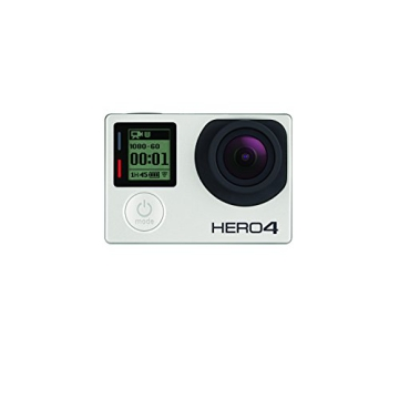 GoPro Actionkamera Hero4 (DE) Silver Adventure - 9