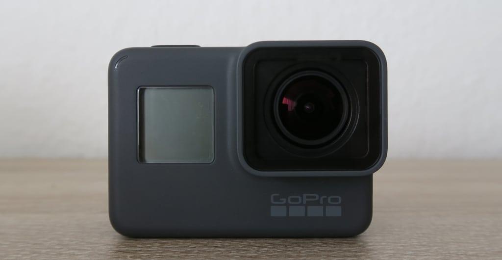 GoPro Hero 5 Vorderseite