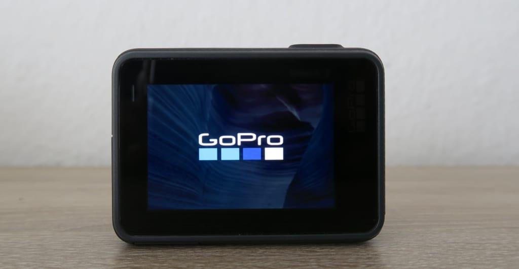 GoPro Hero5 Black Logo