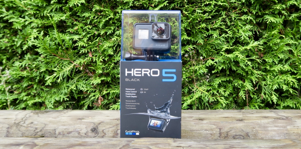 GoPro Hero5 Black im Test
