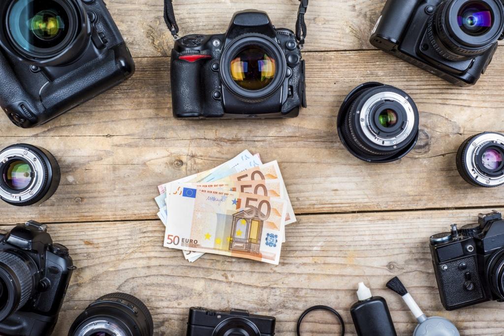 Kamera Versicherung Vergleich